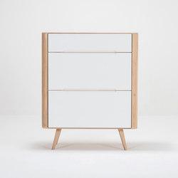 Ena shoe cabinet | 90x35x110 | Schränke | Gazzda