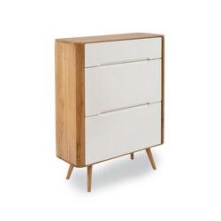 Ena shoe cabinet | Shoe cabinets / racks | Gazzda
