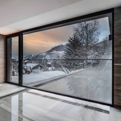 Vitrocsa TH+ Guillotine | Fenstersysteme | Vitrocsa