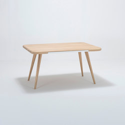 Ena table one | 140x100x75 | Dining tables | Gazzda