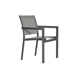 Long Beach Stacking chair | Sillas de jardín | Rausch Classics