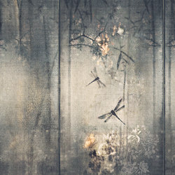 Libellula | Wall coverings | Wall&decò