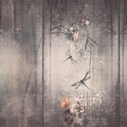 Libellula | Wall coverings / wallpapers | Wall&decò