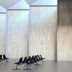 BAUX Acoustic Tiles Plank - Terminal | Paneles de pared | BAUX