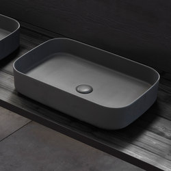 Shui Comfort on top washbasin | Wash basins | Ceramica Cielo