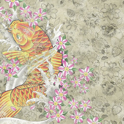 YARDBIRDS | Wall coverings / wallpapers | Wall&decò