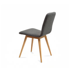 Ena chair facet | Sillas | Gazzda