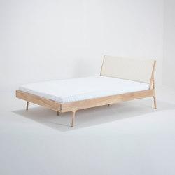 Fawn bed | deep frame | 140x200 | webbing | Bedframes | Gazzda