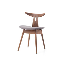 Antler Chair Soft (1955) | Restaurant chairs | Stellar Works
