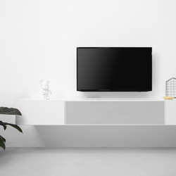 Vision Media Front | Multimedia sideboards | Pastoe