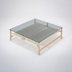 Fawn coffee table | 90x90x30 | Mesas de centro | Gazzda