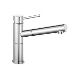 BLANCO ALTA-S Compact Vario | Chrome | Kitchen taps | Blanco