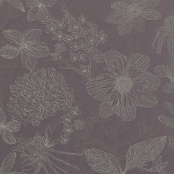AMALIA - 08 GRAPHITE | Curtain fabrics | Nya Nordiska