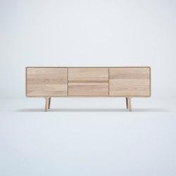 Fawn sideboard | Aparadores | Gazzda