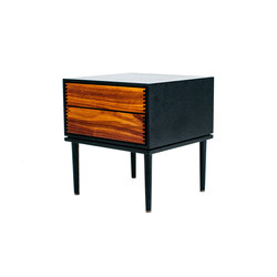 Laval Bedside Drawer | Tables de chevet | Stellar Works
