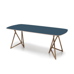Fawn - koza table linoleum | Dining tables | Gazzda