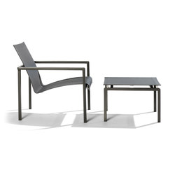 Natal Alu Easy chair | Garden armchairs | Tribù