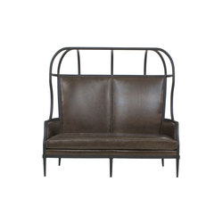 Laval Crown Chair Two seater Opened Roof | Sofas | Stellar Works