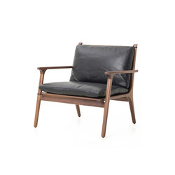 Rén Lounge Chair Large | Lounge chairs | Stellar Works