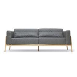 Fawn sofa dakar | Sofás | Gazzda