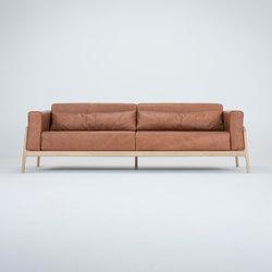 Fawn sofa | 240x88x69 | Sofás | Gazzda