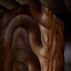 Volga Corner | Wood panels | Moko