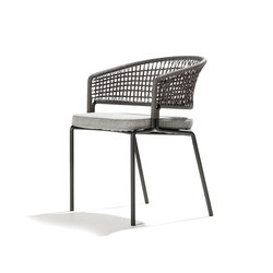 CTR Armchair | Garden chairs | Tribù