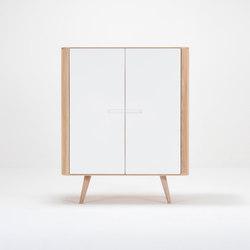 Ena cabinet | 90x42x110 | Aparadores | Gazzda