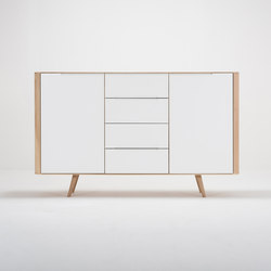Ena dresser two | 180x42x110 | Sideboards / Kommoden | Gazzda