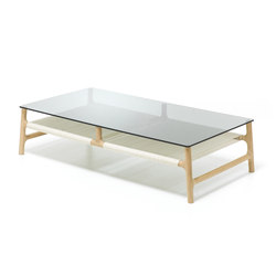 Fawn coffee table | Tables basses | Gazzda