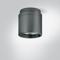 Intis 210 ceiling | antracite | Lampade outdoor soffitto | Arcluce