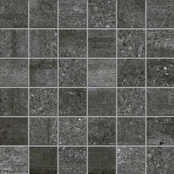 Busker Black Mix | Mosaïques | ASCOT CERAMICHE