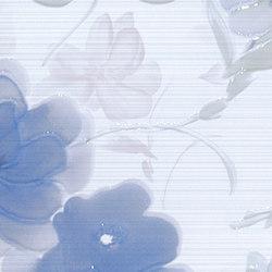 Kilim Azzurro Fiore Inserto | Piastrelle ceramica | ASCOT CERAMICHE