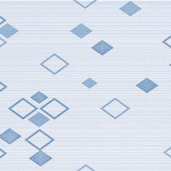 Kilim Azzurro Rombi | Piastrelle ceramica | ASCOT CERAMICHE