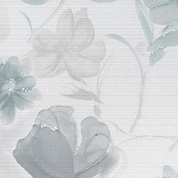 Kilim Bianco Fiore Inserto | Piastrelle ceramica | ASCOT CERAMICHE