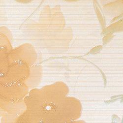 Kilim Giallo Fiore Inserto | Carrelage mural | ASCOT CERAMICHE