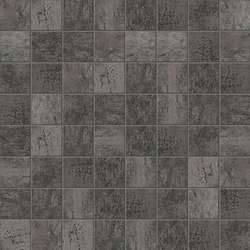 Miniwalk Anthracite Mix | Floor tiles | ASCOT CERAMICHE