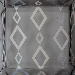 Prisma negro | Curtain fabrics | Equipo DRT