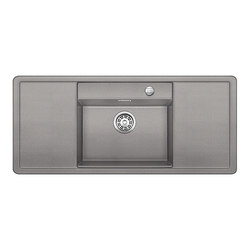 BLANCO ALAROS 6 S | SILGRANIT Alu Metallic | Kitchen sinks | Blanco