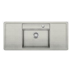 BLANCO ALAROS 6 S | SILGRANIT Pearl Grey | Kitchen sinks | Blanco