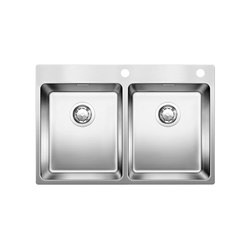 BLANCO ANDANO 340/340-IF/A | Kitchen sinks | Blanco