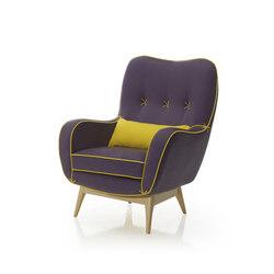 Vega | Poltrone lounge | ECUS