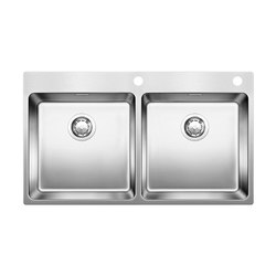 BLANCO ANDANO 400/400-IF/A | Kitchen sinks | Blanco
