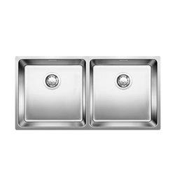 BLANCO ANDANO 400/400-U | Fregaderos de cocina | Blanco