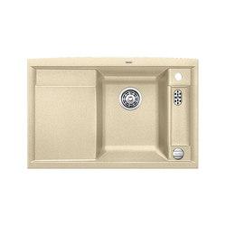 BLANCO AXIA II 45 S | SILGRANIT Champagne | Kitchen sinks | Blanco
