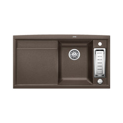 BLANCO AXIA II 5 S | SILGRANIT Coffee | Kitchen sinks | Blanco
