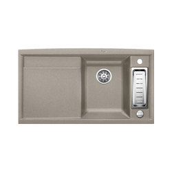 BLANCO AXIA II 5 S | SILGRANIT Tartufo | Kitchen sinks | Blanco