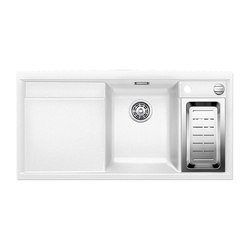 BLANCO AXIA II 6 S | SILGRANIT White | Kitchen sinks | Blanco