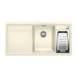 BLANCO AXIA II 6 S | SILGRANIT Jasmine | Kitchen sinks | Blanco