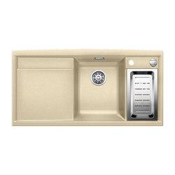BLANCO AXIA II 6 S | SILGRANIT Champagne | Kitchen sinks | Blanco